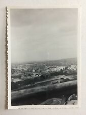 Vintage Real Photograph - #U - Arial View
