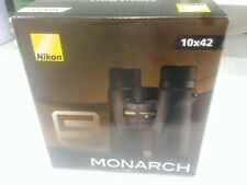 New Nikon 10x42 Monarch 5 Binocular 7577