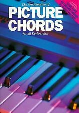 The Encyclopedia Of Picture Chords For Keyboard-ExLibrary