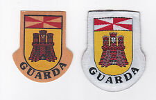 SCOUTS OF PORTUGAL - CORPO NACIONAL DE ESCUTAS (CNE) SCOUT GUARDA PATCH (2 VAR)