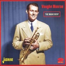 The Main Event by Vaughn Monroe (CD, Oct-2006, 2 Discs, JAS)
