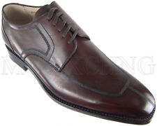 CALZOLERIA ZENOBI ITALIAN GOODYEAR OXFORDS EU 42 ITALIAN DESIGNER MENS SHOES