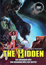 The Hidden 1 + 2 - Small Hardbox - Double Feature -
