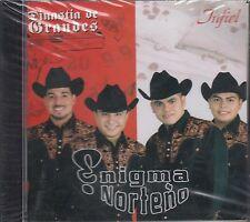 Enigma Norteño Infiel Dinastia de Grandes CD New Nuevo Sealed