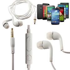 In-Ear Remote & Mic Handsfree Headphones Earphones Earplug For iPhone Samsung