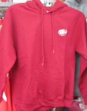 Dr Pepper Sweatshirt w/Hoodie  Medium   NEW