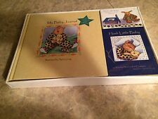 NEW Hush Little baby journal and note cards