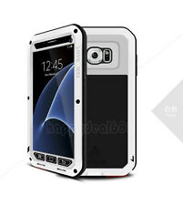 LOVE MEI Aluminum Waterproof Gorilla Glass Case Cover For Samsung Galaxy S7