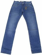 MAC Jeans SELECTED Herren Jeans Hose Men Denim Pants TAPERED W 33 L 34 Skyblue