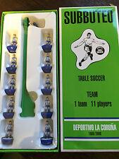 Subbuteo Legends / Leggenda Vintage Team - Deportivo La Coruna 1999/2000