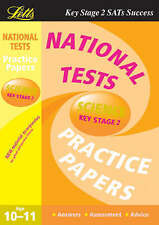 National Test Practice Papers 2003: Key stage 2: Science by Letts Educational...