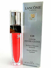 Lancome Color Fever Gloss 5,8g  Vibrant Lipshine  nr. 118 Saturday Red