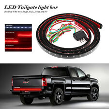 "49"" Car Truck 72 LED Tailgate Light Bar Running/Brake/Reverse/Rear Strip Light"