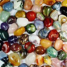 500 g XXL Trommelsteine Edelsteine Heilsteine Massagesteine Top Qualität Stone