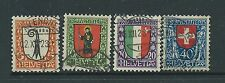 SWITZERLAND PRO JUVENTUTE 1923 SET CAT GB£85