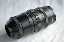Pentacon 1:4/200mm obiettivo Lens bokeh King 15 XBlades for EXA bayonet/r86