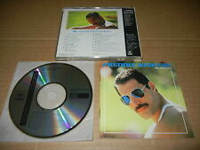 "Freddie Mercury (QUEEN) ""Mr. Bad Guy +3 Bonus"" Japan CD 32DP-227"