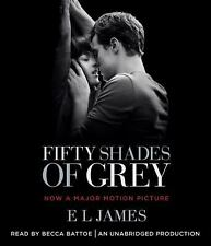 Fifty Shades of Grey: Fifty Shades of Grey Bk. 1 by E. L. James (2015, CD,...