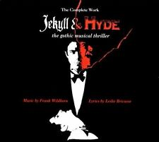 Jekyll & Hyde: The Complete Work - The Gothic Musical Thriller 1994 Concept Cas