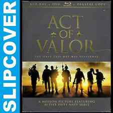 Act of Valor (Embossed Slipcover Only for the Blu-ray/DVD/Digital Copy set)