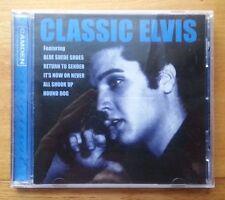 """ELVIS PRESLEY """"Classic Elvis"""" CD album 1997 1990s pop"""