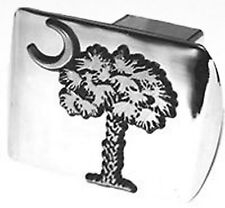 South Carolina Palmetto Metal Hitch Receiver Cover