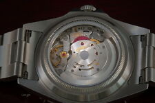 Sapphire Caseback for Rolex GMT Master 16760