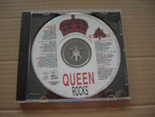 QUEEN - QUEEN ROCKS VOLUME 1 - USA PROMO 6 TRACK CD - FREDDIE MERCURY, BRIAN MAY