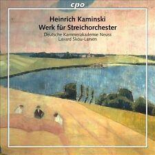 Werk F?r Streichorchester, New Music