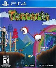 Terraria - Special Edition - Sony Playstation 4 Game - Complete
