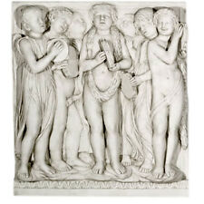 Cantoria by Luca della Robbia Frieze with Tambourines Replica Reproduction