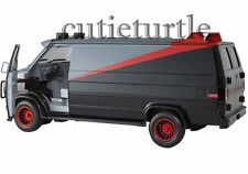 1:18 Movie car A-Team 1983 gmc vandura cargo van-película modelo de Hot Wheels