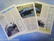 QUATTROR992-PROVA SU STRADA/ROAD TEST-1992- BMW 325 TD -3 fogli