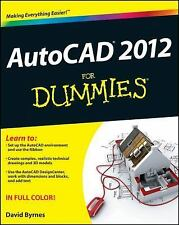 AutoCAD 2012 For Dummies-ExLibrary