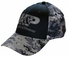 M&P by SMITH & WESSON *BLACK & URBAN DIGITAL CAMO* LOGO HAT CAP *BRAND NEW* MP12