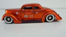 CUSTOM BUILT FUNLINE MUSCLE MACHINES WEST COAST CHOPPERS 1936 FORD 1/24