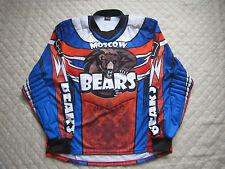 MOSCOW BEARS -Paintball Russian Professional Padded Jersey Pavel Zaglumin #37 XL