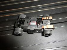 Ho Scale Slot Car Tomy AFX Super G+ Plus Chassis NEW '86 Grey Chassis Fast #11