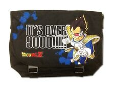 Dragon Ball Z Vegeta 9000 Dragonball Messenger Bag Anime Licensed Messenger Bag