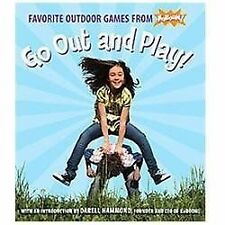Go Out and Play!: Favorite Outdoor Games from KaBOOM! KaBOOM! Paperback