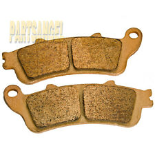 Rear Sintered Brake Pads 2002-2011 2008 2009 2010 HONDA ST 1300/ST 1300 A (ABS)