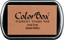 Color Box Pigment Ink Stamp Pad SWEET MELON 15200 Sealed! Brand New!