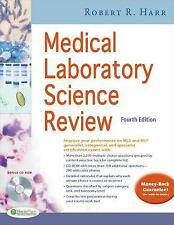 MEDICAL LABORATORY SCIENCE REVIEW - ROBERT R. HARR (PAPERBACK) NEW