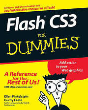 Flash CS3 For Dummies, Ellen Finkelstein