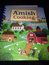 AMISH COOKING PUBLICATIONS INTERNATIONAL Picture Cook Book
