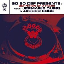So So Def: Definition Of A Remix (Clean) By Various Artists