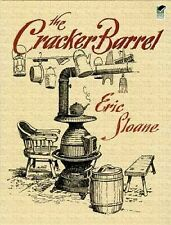The Cracker Barrel by Eric Sloane (2005, Paperback)