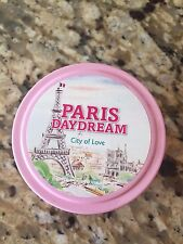 Bath & Body Works PARIS DAYDREAM City of Love 4 oz. Tin Candle