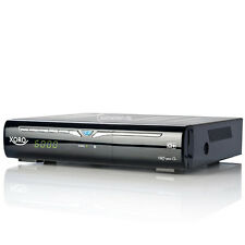 Xoro HRS 9200 CI+ HDTV Sat Twin Tuner Receiver 2x USB PVR ready