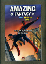 Amazing Fantasy #15 NM- Euro Alex Ross Variant Spider-Man 1